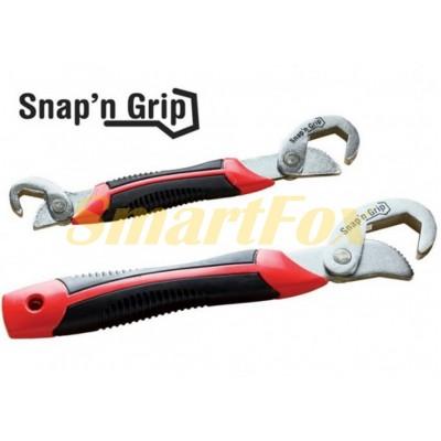 Универсальный гаечный разводной ключ Snap`n grip