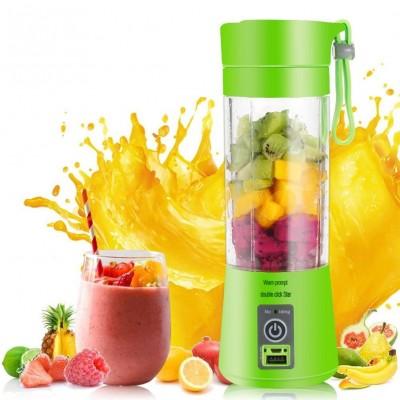 Блендер портативный Smart Juice Cup с аккумулятором
