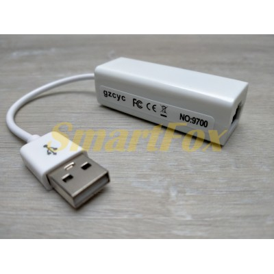 Сетевой адаптер USB LAN сетевой KY-RD9700