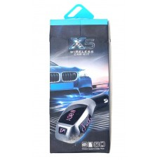 FM-модулятор X5 Bluetooth