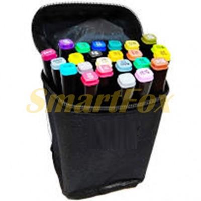 Маркер для скетчинга Thiscolor набор 24 шт (продажа только упаковкой, цена за упаковку)