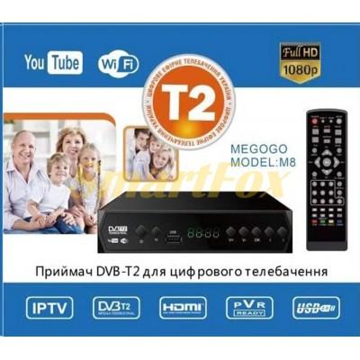 Приставка T2 эфирная цифровая M8-168DVB