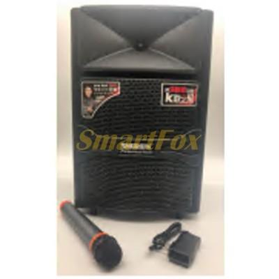 Портативная колонка Bluetooth в виде чемодана A12-44 TEMEISHENG (50W/12`BASS+3.5`TWEETOR+1MIC)