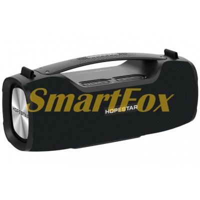 Портативная колонка Bluetooth HOPESTAR A6 PRO+микрофон (Черный)