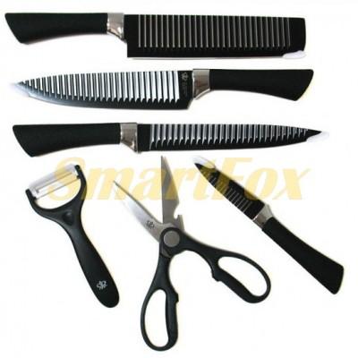 Набор ножей 6в1 Non-stick Coating ST65