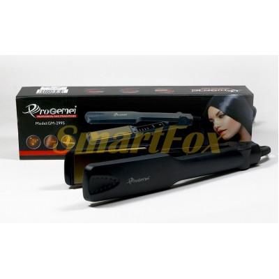 Утюжок для выравнивания волос Gemei GM-2995