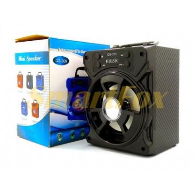 Портативная колонка Bluetooth QS-315