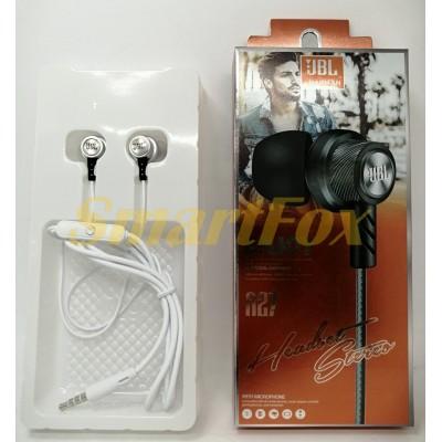 Наушники вакуумные с микрофоном JBL A27-JBL