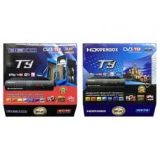 Приставка T2 BEKO DV3-T9 IPTV/YouTube/WiFi/4K T2-KY-T9