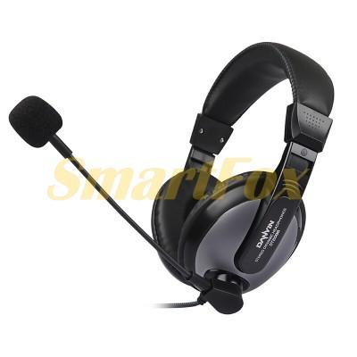 Наушники накладные с микрофоном DANYIN DT-2088