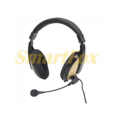 Наушники накладные с микрофоном KOMC KM-2688