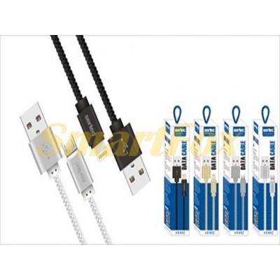 Кабель USB/IPHONE 5 ST-052 BLACK