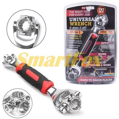 Универсальный ключ Tiger wrenth 48в1