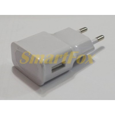 СЗУ USB 2A S5 Charger WHITE