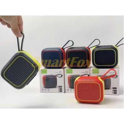 Портативная колонка Bluetooth HOPESTAR A22 (Желтый, Красный, Серый, Синий, Черный)