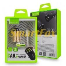 АЗУ 2USB 2,4А + кабель USB/microUSB BAVIN PC397-V8