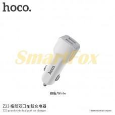 АЗУ USB Hoco Z23