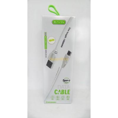 Кабель USB/TYPE-C BAVIN CB164-TYPEC