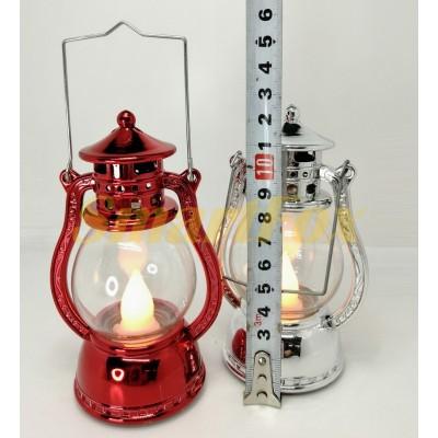 Декоративные новогодние фонари SG 047A-1 (без возврата, без обмена)