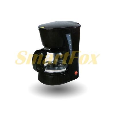 Кофеварка Domotec MS-0707 650Вт 600мл 220В