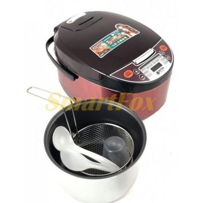 Мультиварка BITEK BT-00033 6,0л 1500Вт 12 программ Rice Cooker MultiPro