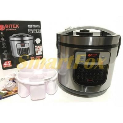 Мультиварка BITEK BT-00045 6,0л 860Вт 45 программ +йогуртница