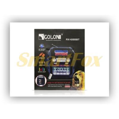 Радиоприемник GOLON Bluetooth RX-699BT