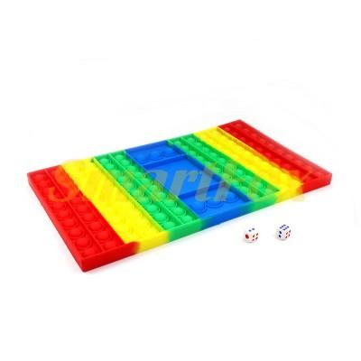 Игрушка-антистресс Pop it Игра STX-502 (33х19 см)