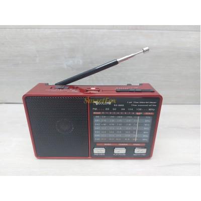 Радиоприемник с USB GOLON RX-8866