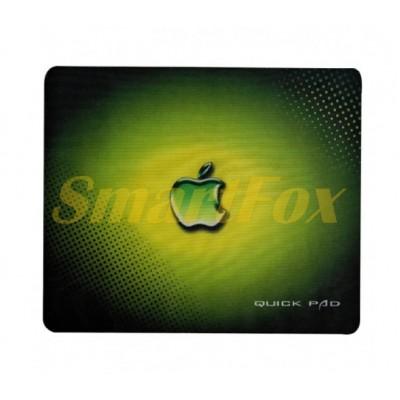 Коврик для мышки L-11 Apple mix (25x22)