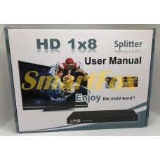Коммутатор HDMI 1*8
