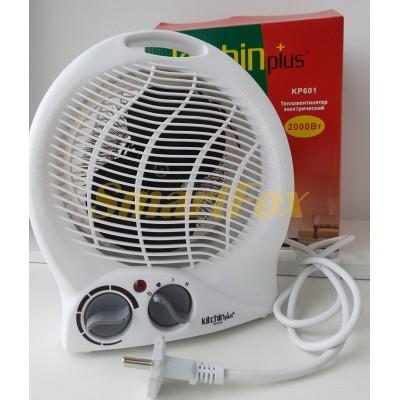 Обогреватель электрический/дуйка 2000W KP601