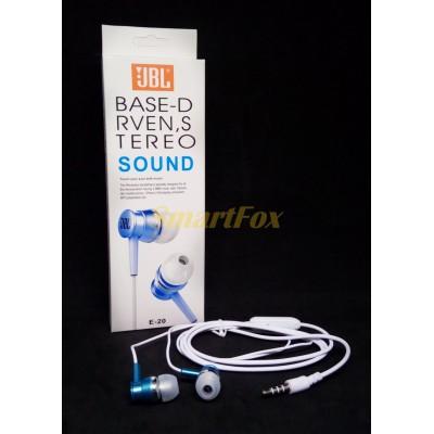 Наушники вакуумные с микрофоном JBL A10 (A20)