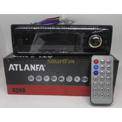Автомагнитола ATLANFA-6249 с радиатором