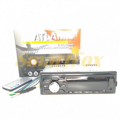 Автомагнитола Bluetooth ATLANFA-3920BT