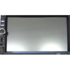 Автомагнитола 2DIN MP5 Bluetooth 7018 с сенсоным экраном