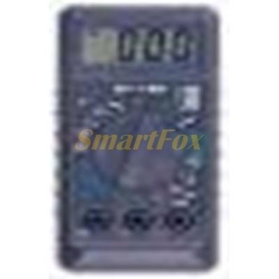 Мультиметр DT-9205 многофункциональный цифровой (звук/дисплей/измерение широкого спектра)