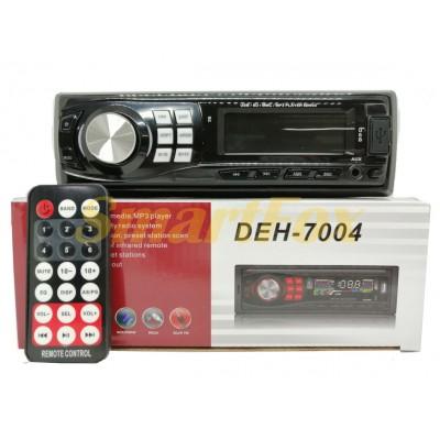 Автомагнитола DEX-7004 со съемной панелью