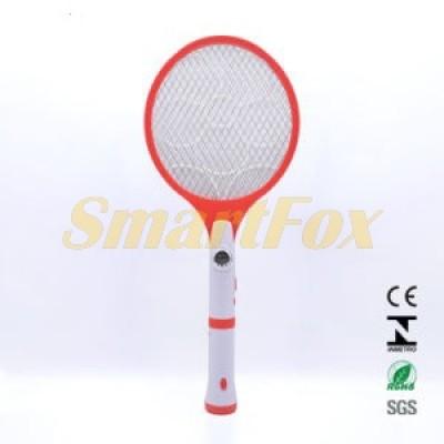 Мухобойка электрическая Rechargeable MOSQUITO SWATTER ART-0255