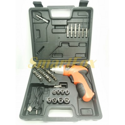 Шуруповерт/электрическая отвертка ELECTRONIC SCREWDRIVER (CASE) ART-0261