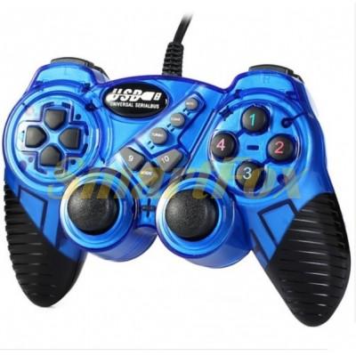 Игровой манипулятор (джойстик) PC DJ-FHJ906 с вибрацией