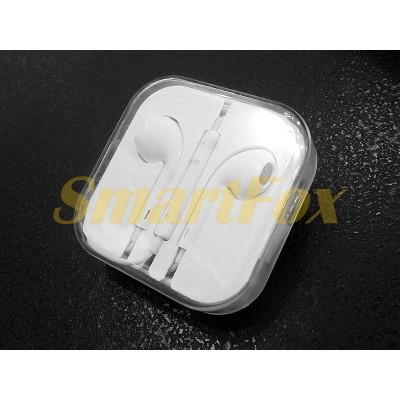 Наушники вакуумные с микрофоном IPHONE ART-015