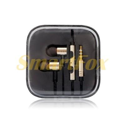Наушники вакуумные с микрофоном XIAOMI M3-BOX (цвета)