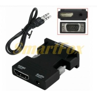 Конвертер HDMI/VGA OUT 6737