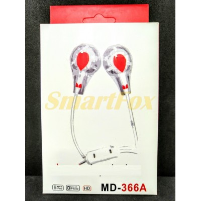 Наушники вакуумные MOSTER beats by dr. dre MD-366A