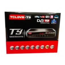Приставка тв Т2 DVB T9 YouTube / WiFi / USB