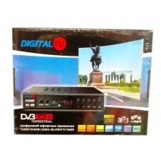 Приставка тв Т2 Digital TV YouTube / WiFi / USB