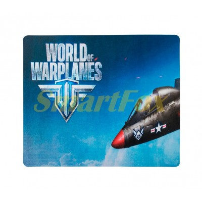 Коврик для мышки World of warplanes №1 (25*29*0.2)