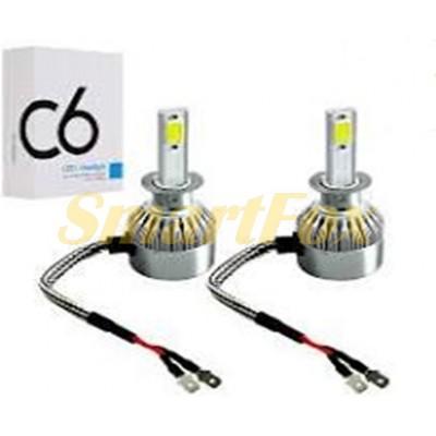 Автомобильные лампы LED C6-H4