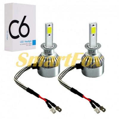 Автомобильные лампы LED C6-H1